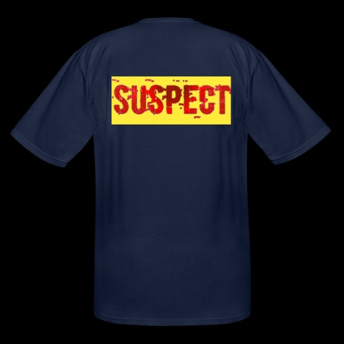 SUSPECT - Men's Tall T-Shirt