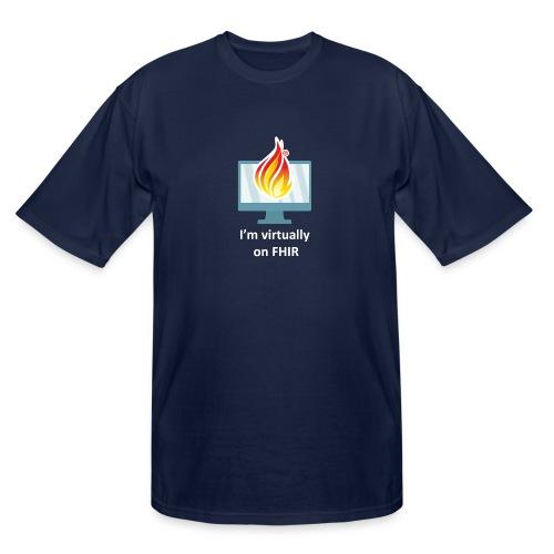 HL7 FHIR DevDays 2020 - Desktop - Men's Tall T-Shirt