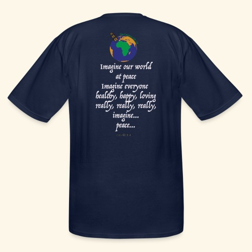 ImagineWH - Men's Tall T-Shirt