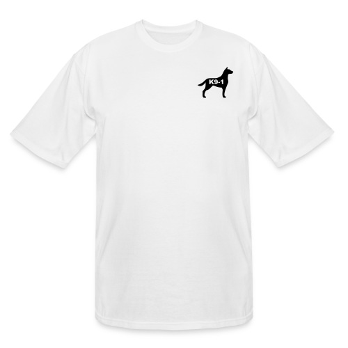 k9-1 Logo Large - Men's Tall T-Shirt