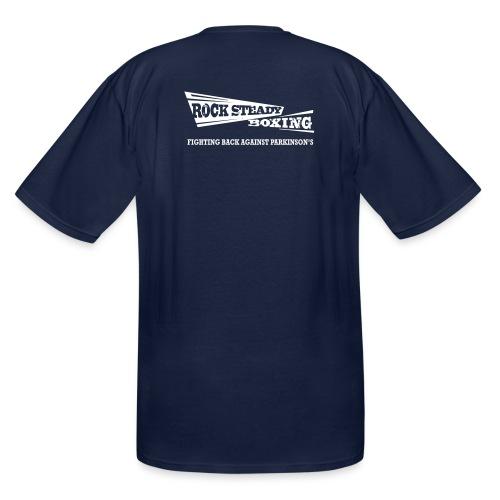 I Am Rock Steady T shirt - Men's Tall T-Shirt