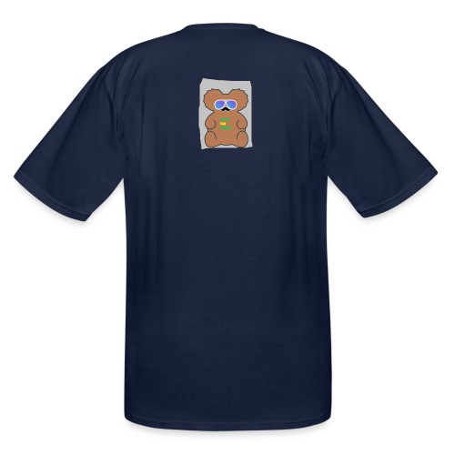 Aussie Dad Gaming Koala - Men's Tall T-Shirt