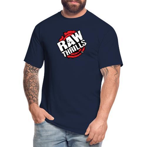 Raw Thrills - Men's Tall T-Shirt