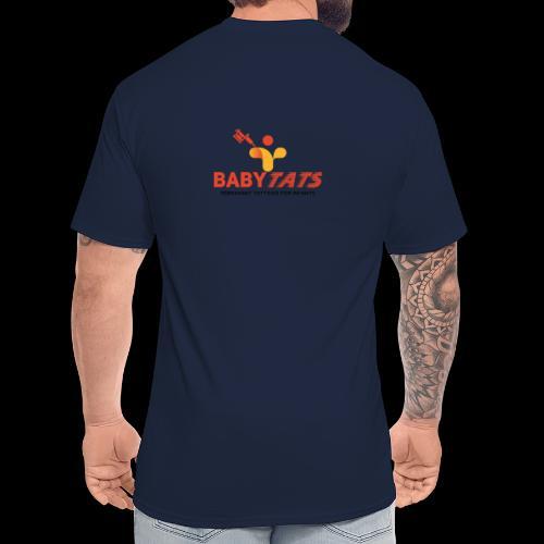 BABY TATS - TATTOOS FOR INFANTS! - Men's Tall T-Shirt