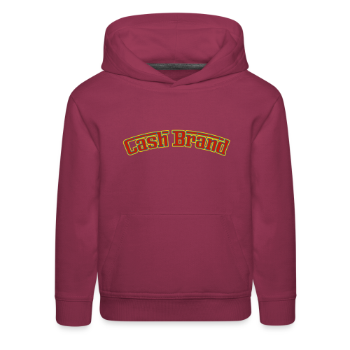 Orginal Cash Brand Graphic T - Kids' Premium Hoodie