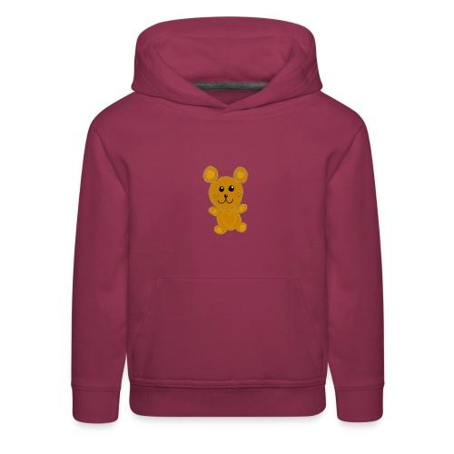 Teddy Bear - Kids' Premium Hoodie