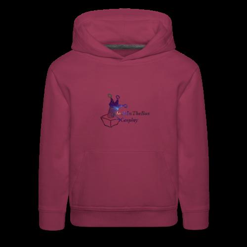 JackInTheBox Cosplays TM Logo - Kids' Premium Hoodie