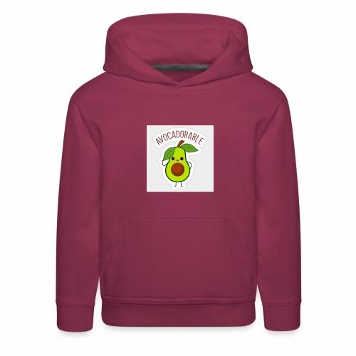 Avocadorable - Kids' Premium Hoodie
