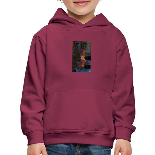 Music tshirt - Kids' Premium Hoodie