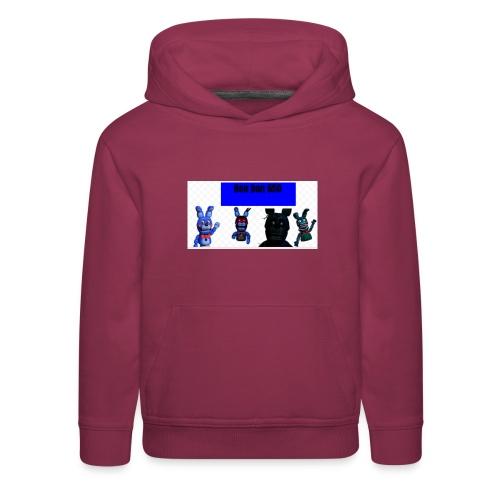 bon bon 650 1 2 3 4 hoodie - Kids' Premium Hoodie