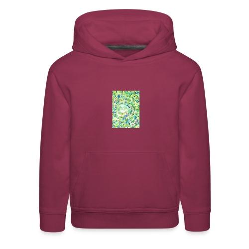 Green - Kids' Premium Hoodie