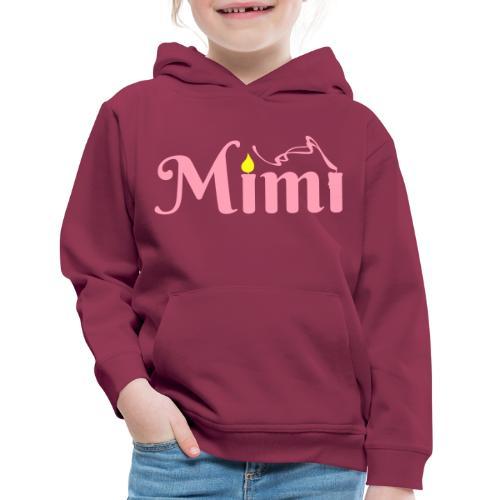 La bohème: Mimì candles - Kids' Premium Hoodie