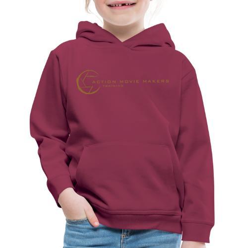 AMMT Logo Modern Look - Kids' Premium Hoodie