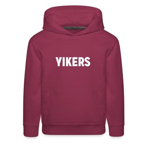 YIKERS march - Kids' Premium Hoodie