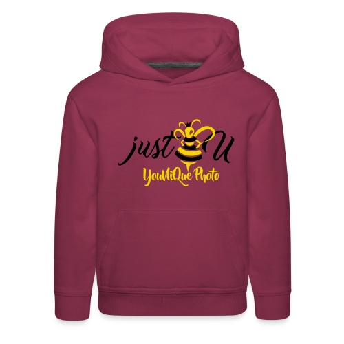 BeeYourSelf - Kids' Premium Hoodie