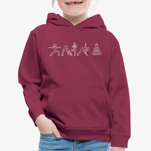 yogis - Kids' Premium Hoodie