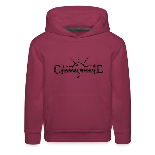 Chiwawausmokwe - 7thGen - Kids' Premium Hoodie