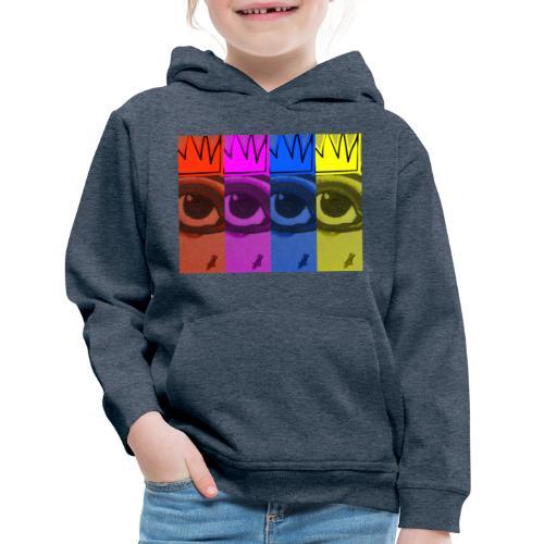 Eye Queen - Kids' Premium Hoodie