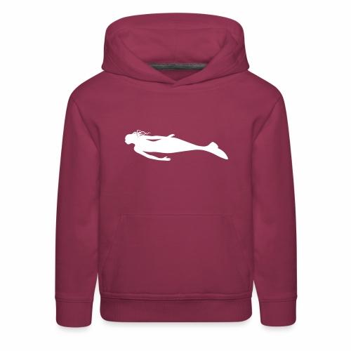 Mermaid — You choose the design's & shirt's colour - Kids' Premium Hoodie