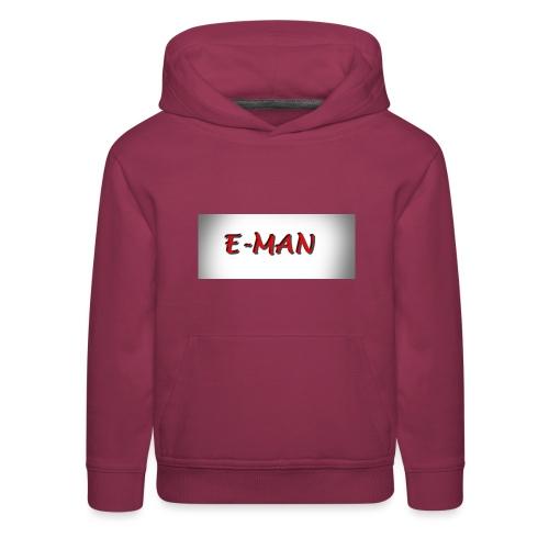 E-MAN - Kids' Premium Hoodie