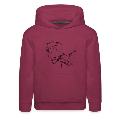 Design by Daka - Kids' Premium Hoodie