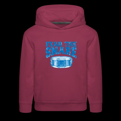 FEAR THE SNARE - Kids' Premium Hoodie