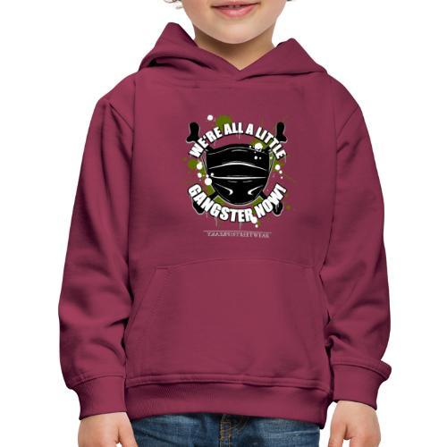 Covid Gangster - Kids' Premium Hoodie