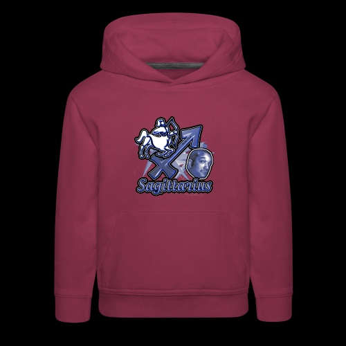 Sagittarius Redd Foxx - Kids' Premium Hoodie