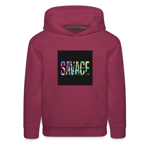 Savage Wear - Kids' Premium Hoodie