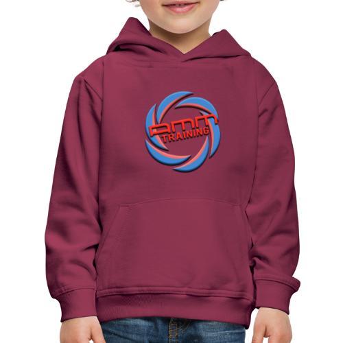 AMMT LOGO WEB - Kids' Premium Hoodie