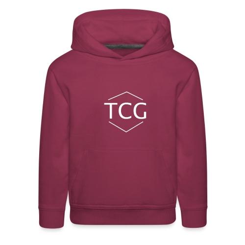 Simple Tcg hoodie - Kids' Premium Hoodie