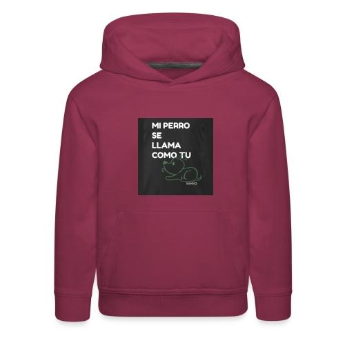 7A0A3369 C43D 4509 8C98 24AE39023D98 - Kids' Premium Hoodie