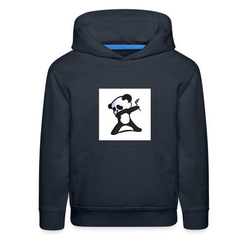 Panda DaB - Kids' Premium Hoodie