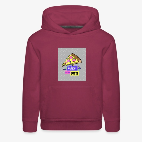 Made In The 90's - Kids' Premium Hoodie