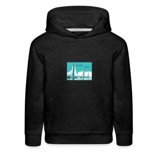 Beautiful Croatia - Kids' Premium Hoodie