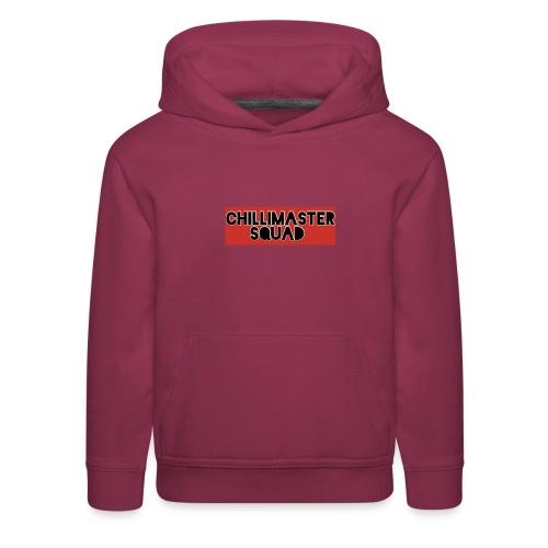 ChilliMaster Squad Hoodie - Kids' Premium Hoodie