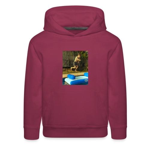 jump clothing - Kids' Premium Hoodie
