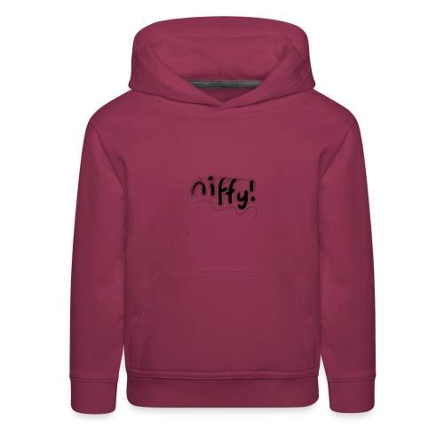 Niffy's Sway Design - Kids' Premium Hoodie