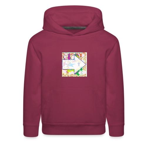 shapes - Kids' Premium Hoodie
