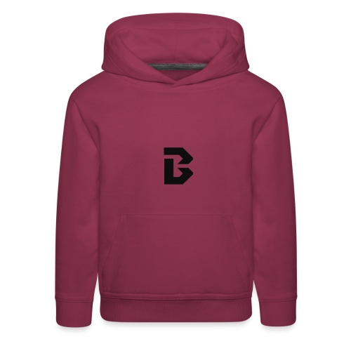 Click here for clothing and stuff - Kids' Premium Hoodie
