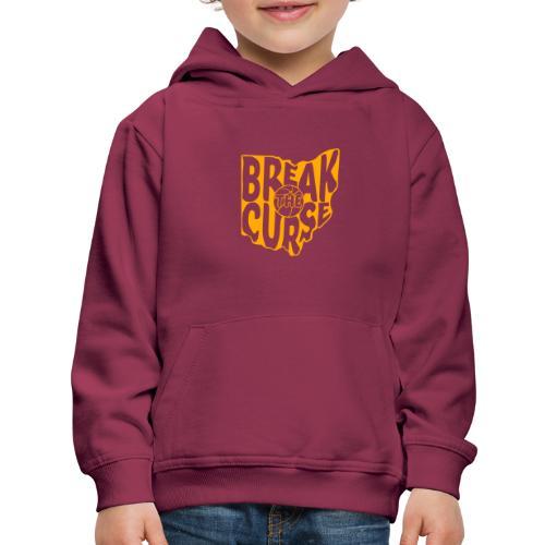 Break The Cleveland Curse - Kids' Premium Hoodie