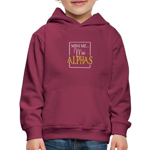 MINI ME - Kids' Premium Hoodie
