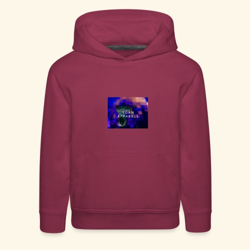 Torn Apparell Chris Edition - Kids' Premium Hoodie