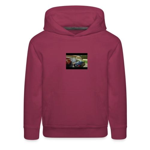 ESSKETIT - Kids' Premium Hoodie