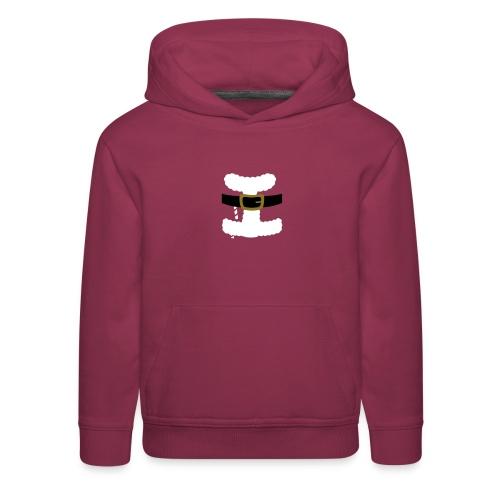 SANTA CLAUS SUIT - Men's Polo Shirt - Kids' Premium Hoodie