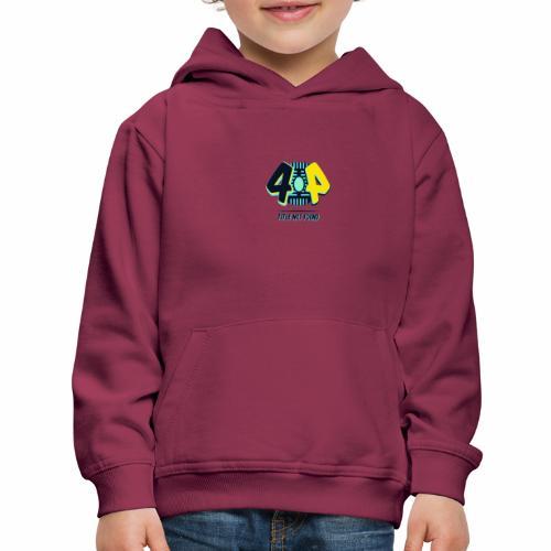 404 Logo - Kids' Premium Hoodie