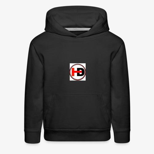 HDGaming - Kids' Premium Hoodie