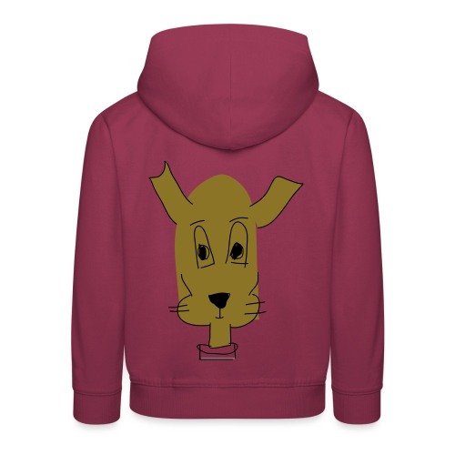 ralph the dog - Kids' Premium Hoodie