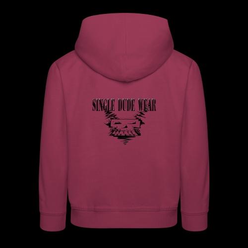 SDW Skull Big - Kids' Premium Hoodie
