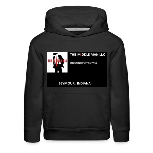 The Middle Man FDS Logo - Kids' Premium Hoodie